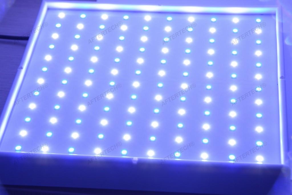 PLAFONIERA PANNELLO LED ACQUARIO 45W PESCI PIANTE  eBay