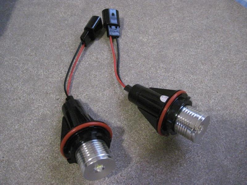 2 LAMPADE ANGEL EYES LED BMW SERIE 1 E87 6000K KIT  eBay