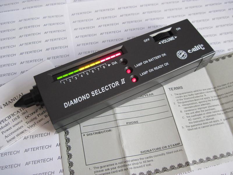diamond selector ii instructions