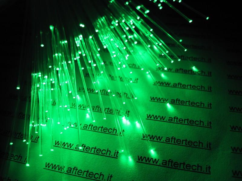 kit fibra ottica led professionale cielo stellato per impianto ... - Luci Soffitto Stellato
