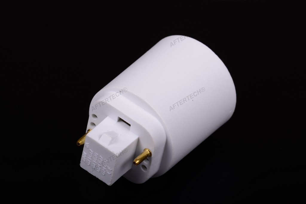 Adattatore da e27 a g24 lampadine led e alogene for Lampadine led e27 da esterno