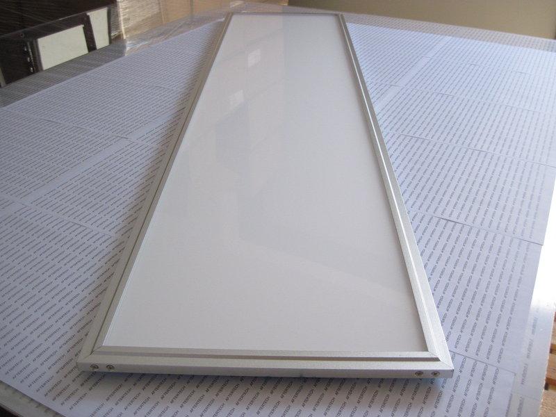 Panneau plafonnier led 40w 30x120 cm lampe plafond blanc - Panneau led professionnel ...