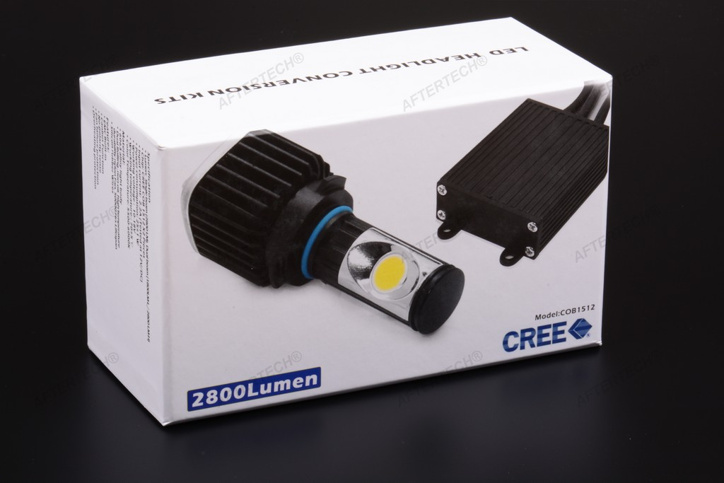 Cree full led h7 kit 60w 2x30w sistema completo led per for Lampade a led lumen