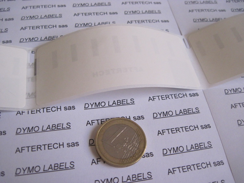 50x 99012 ROTOLI ETICHETTE DYMO LABELWRITER 400 450 LABELS 36x89mm