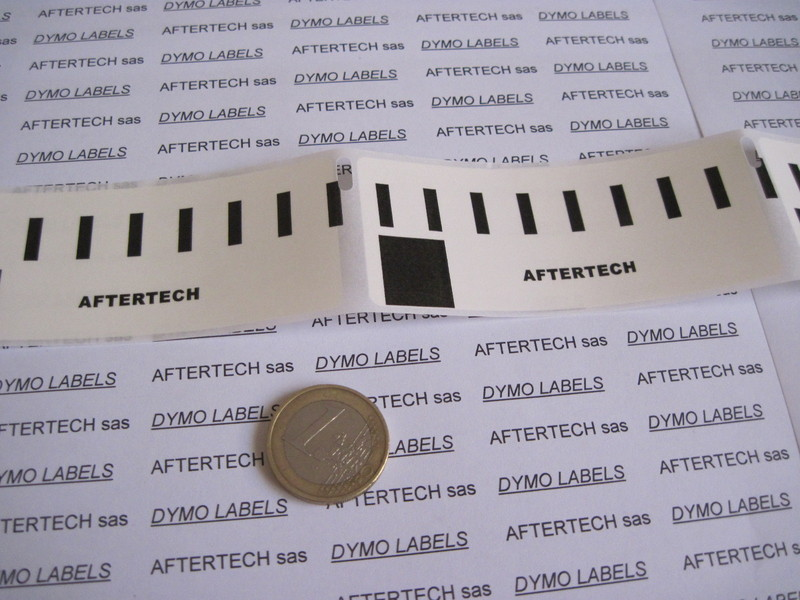 dymo labelwriter 450 how to change label size