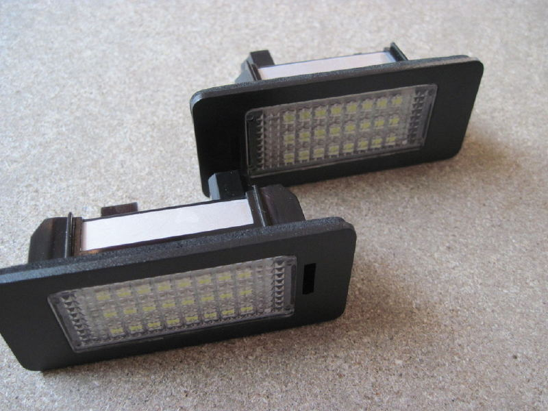 Lampadina Luci Targa : Luci targa led kit bmw serie e e e e m g e ebay