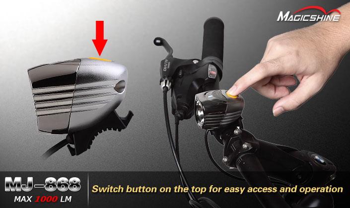 Luci led potenti per bici theoutlettablet luce anteriore per bici