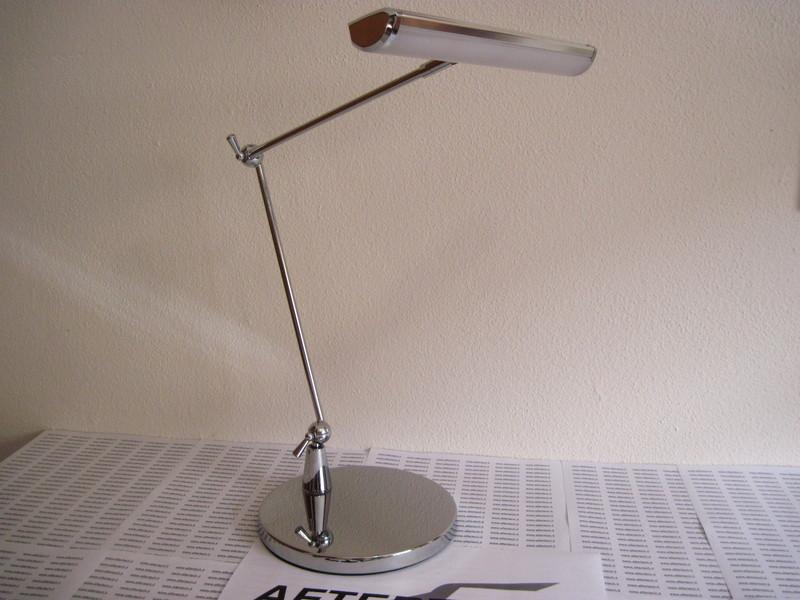 LAMPADA LED 5W DESIGN MODERNO DA UFFICIO COMPUTER TAVOLO COMODINO 803ww