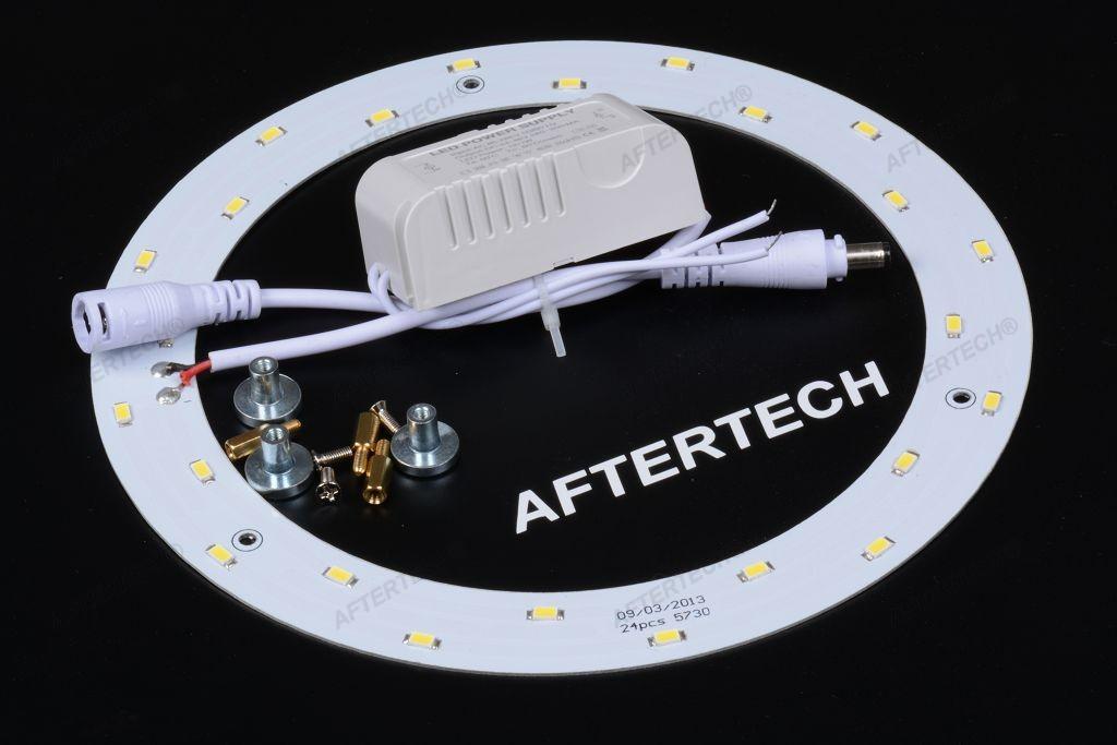 Plafoniera Neon Led Da Esterno : Led circolare w v diametro mm rotondo bianco neutro neon