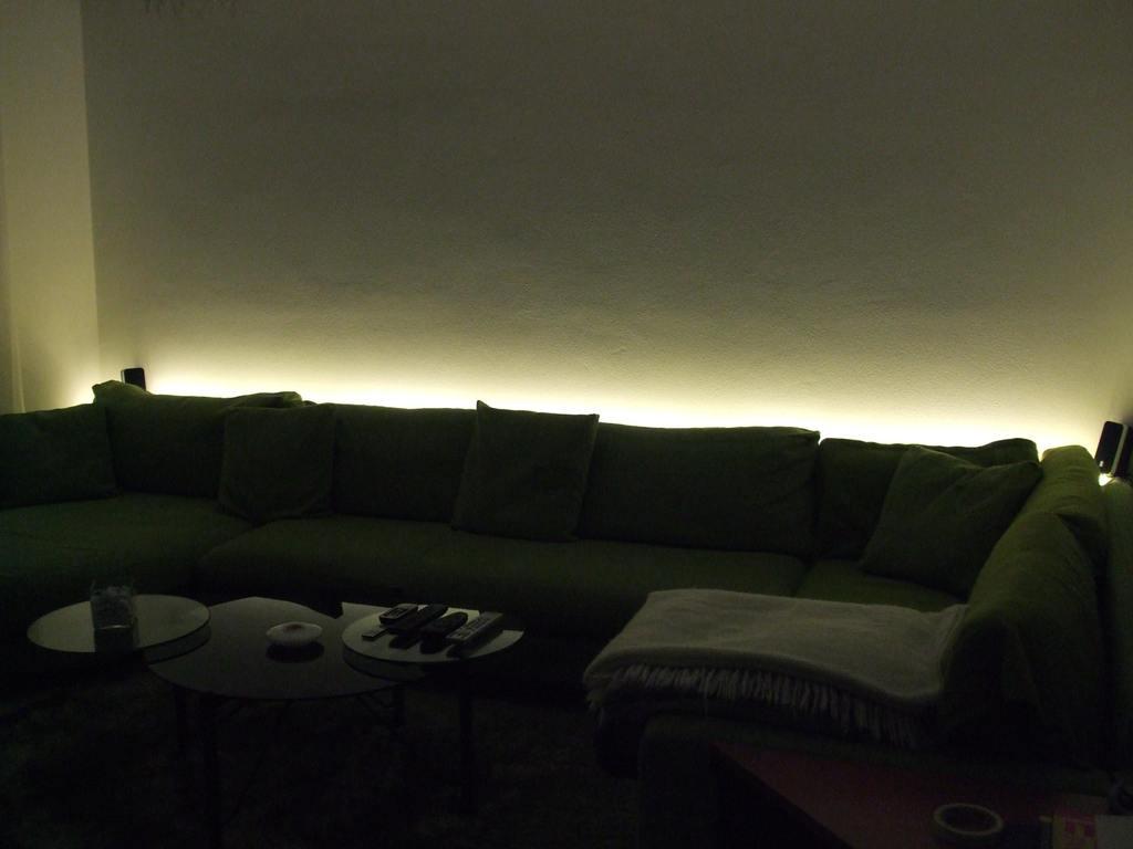 24v 24 v STRISCIA STRINGA LED 5m ADESIVA BIANCO CALDO