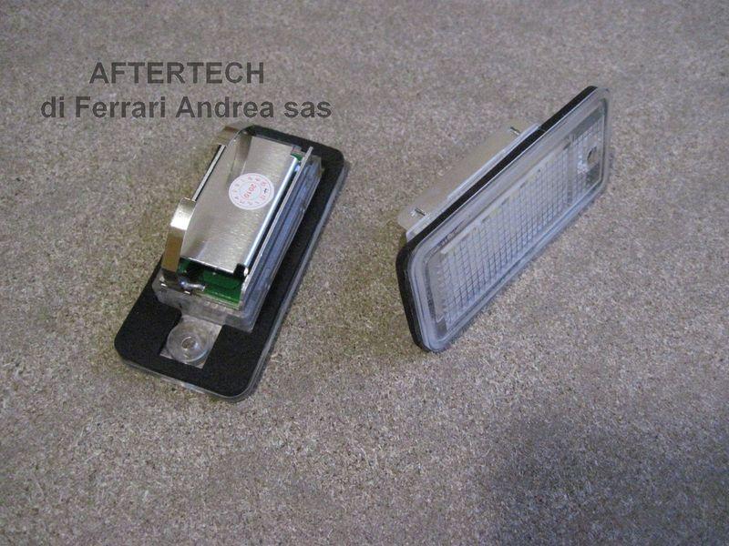 2 Light Bulbs License Plate Led Canbus Resistance Audi A3 Cabrio G1e9 Ebay