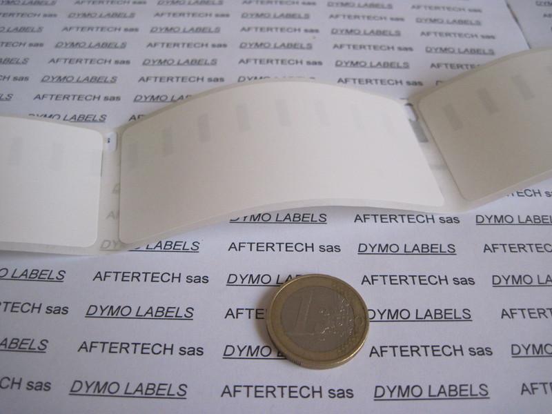 50x 11356 ROTOLI ETICHETTE DYMO LABELWRITER 400 450 41x89mm