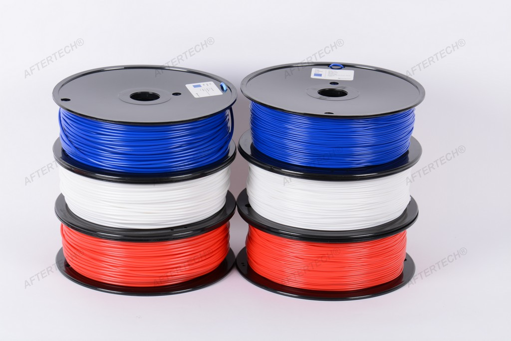 1kg filament pla 3 00mm blu pour imprimantes 3d bobine ebay. Black Bedroom Furniture Sets. Home Design Ideas